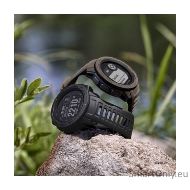 Išmanusis laikrodis Garmin Instinct Tactical Black 6
