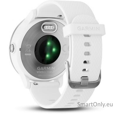 Išmanusis laikrodis Garmin Vivoactive 3 White 5