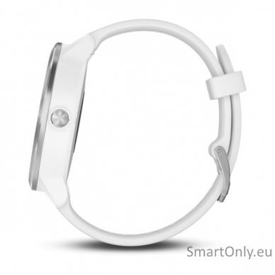 Išmanusis laikrodis Garmin Vivoactive 3 White 4