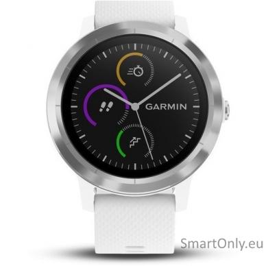 Išmanusis laikrodis Garmin Vivoactive 3 White 2