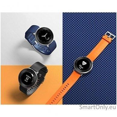 Išmanusis sportinis laikrodis HUAWEI FIT (Oranžinė/sidabrinė) 10