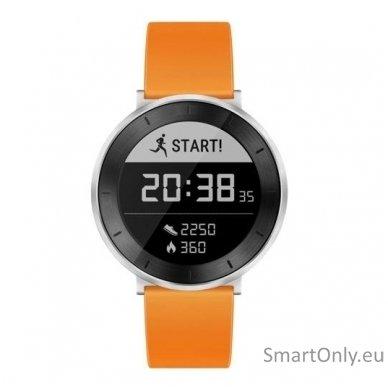 Išmanusis sportinis laikrodis HUAWEI FIT (Oranžinė/sidabrinė) 2