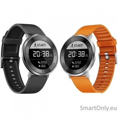 Išmanusis sportinis laikrodis HUAWEI FIT (Oranžinė/sidabrinė) 8