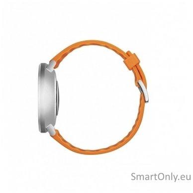 Išmanusis sportinis laikrodis HUAWEI FIT (Oranžinė/sidabrinė) 4