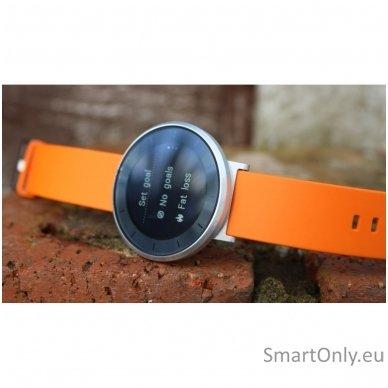 Išmanusis sportinis laikrodis HUAWEI FIT (Oranžinė/sidabrinė) 6