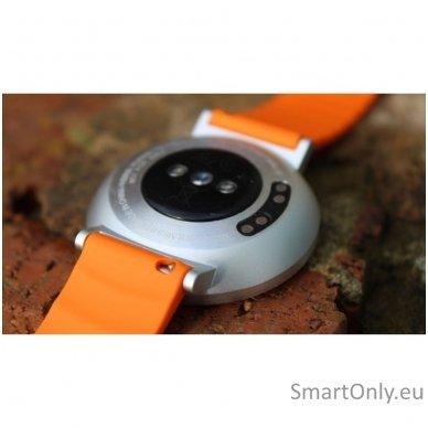 Išmanusis sportinis laikrodis HUAWEI FIT (Oranžinė/sidabrinė) 5