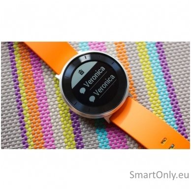 Išmanusis sportinis laikrodis HUAWEI FIT (Oranžinė/sidabrinė) 7