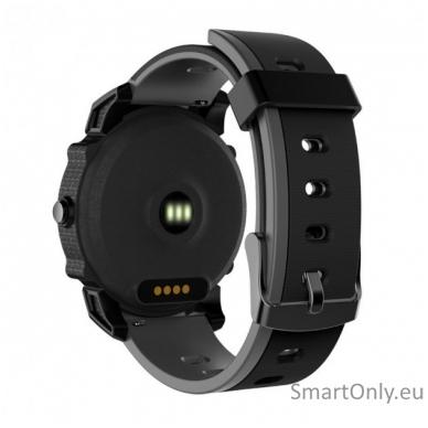 Smartwatch KingWear FS08 All Black 2