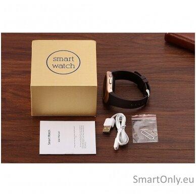 Smartwatch Kingwear KW18 Gold 5