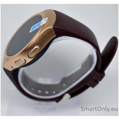 Smartwatch Kingwear KW18 Gold 11