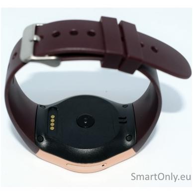 Smartwatch Kingwear KW18 Gold 12