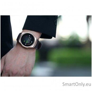 Smartwatch Kingwear KW18 Gold 4