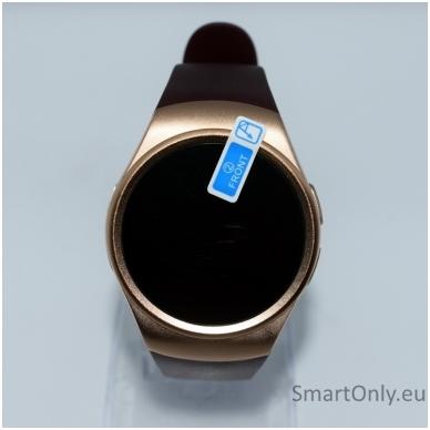 Smartwatch Kingwear KW18 Gold 8