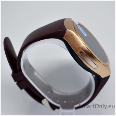Smartwatch Kingwear KW18 Gold 9