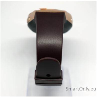 Smartwatch Kingwear KW18 Gold 10