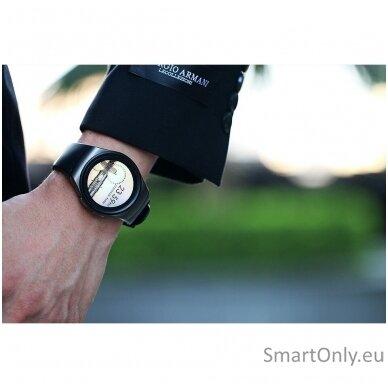 Išmanusis laikrodis KingWear KW18 (juoda) 5