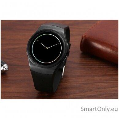 Išmanusis laikrodis KingWear KW18 (juoda) 3