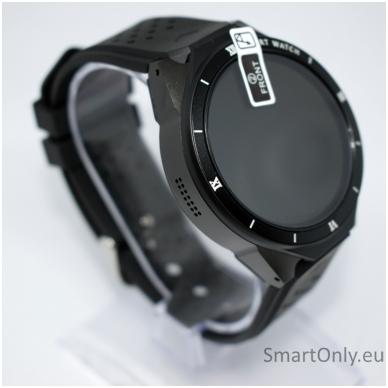Kingwear KW88 PRO 3G GPS Smartwatch (black) 2