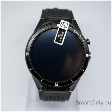 Kingwear KW88 PRO 3G GPS Smartwatch (black) 3
