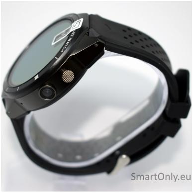 Kingwear KW88 PRO 3G GPS Smartwatch (black) 5