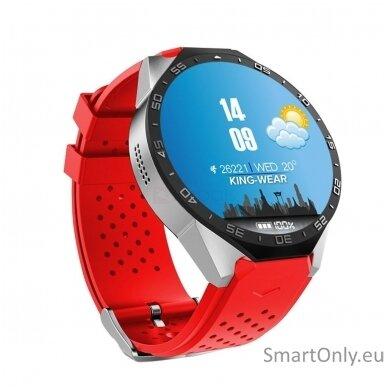 Kingwear KW88 PRO 3G GPS Smartwatch 2