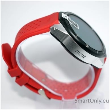 Išmanusis laikrodis KingWear KW88 PRO (raudona) 5
