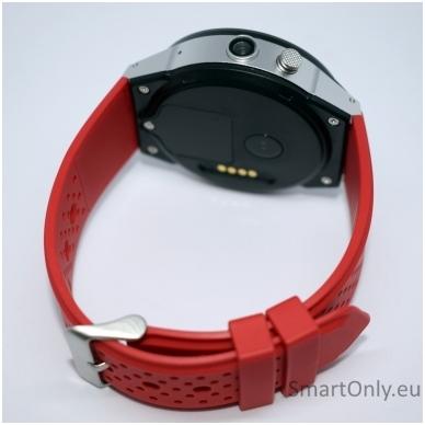Išmanusis laikrodis KingWear KW88 PRO (raudona) 12