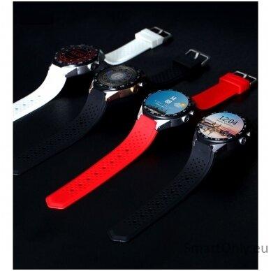 Išmanusis laikrodis KingWear KW88 PRO (raudona) 8