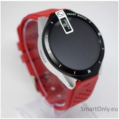 Išmanusis laikrodis KingWear KW88 PRO (raudona) 2
