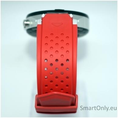 Išmanusis laikrodis KingWear KW88 PRO (raudona) 9