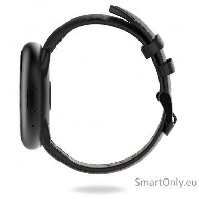 Išmanusis laikrodis MyKronoz Smartwatch ZeRound 2 HR Premium (juoda) 5