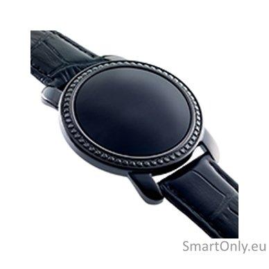 Išmanusis laikrodis MyKronoz ZeCircle 2PS Swarovski (Juoda) 6
