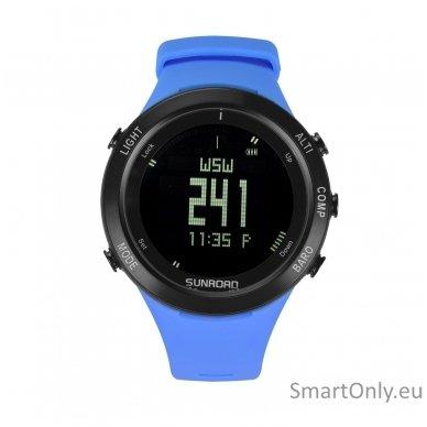 Išmanusis laikrodis Sunroad Pathfinder (Mėlyna) 2