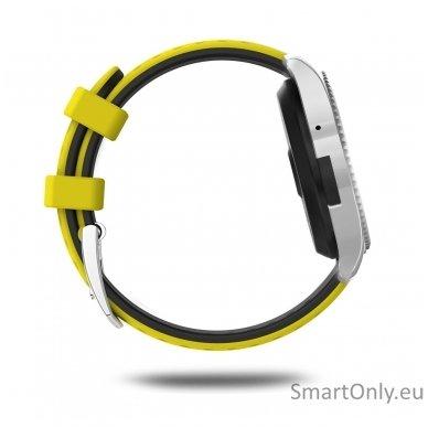 Išmanusis laikrodis - telefonas DT NO.1 GS8 (Geltona) 2