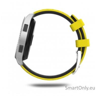 Išmanusis laikrodis - telefonas DT NO.1 GS8 (Geltona) 4