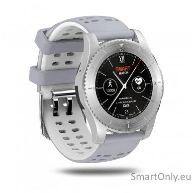 Išmanusis laikrodis - telefonas DT NO.1 GS8 (Pilka)