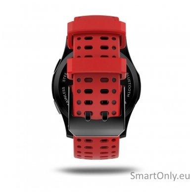 Išmanusis laikrodis - telefonas DT NO.1 GS8 (Raudona) 4