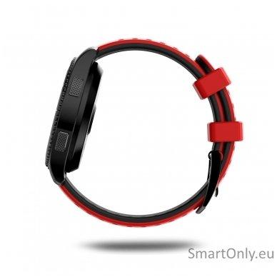 Išmanusis laikrodis - telefonas DT NO.1 GS8 (Raudona) 5