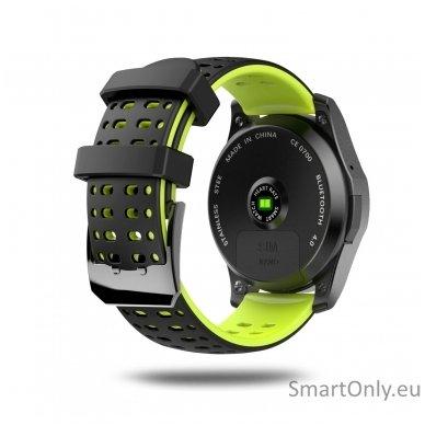 Išmanusis laikrodis - telefonas DT NO.1 GS8 (Žalia) 3