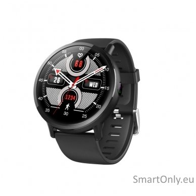 Išmanusis laikrodis-telefonas ZGPAX M19 (juodas) 3