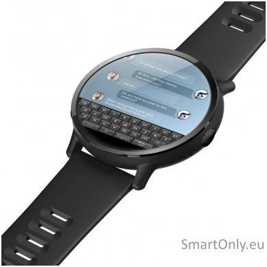 Išmanusis laikrodis-telefonas ZGPAX M19 (juodas) 6