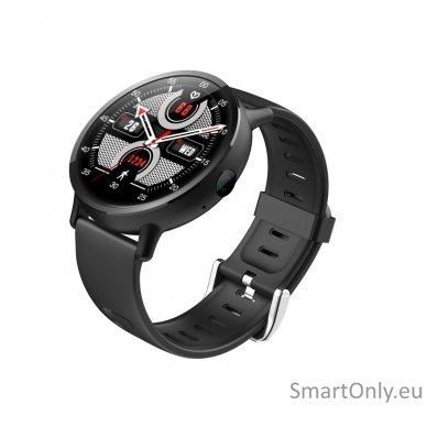Išmanusis laikrodis-telefonas ZGPAX M19 (juodas)
