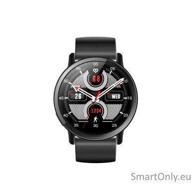 Išmanusis laikrodis-telefonas ZGPAX M19 (juodas) 2