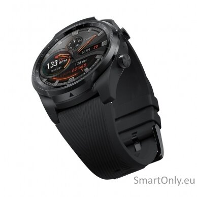 Išmanusis laikrodis TicWatch Pro All Black 3