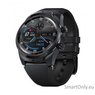 Išmanusis laikrodis TicWatch Pro All Black