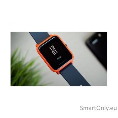 Išmanusis laikrodis Xiaomi Amazfit Bip Red 4