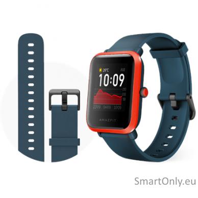 Išmanusis laikrodis Xiaomi Amazfit Bip Red