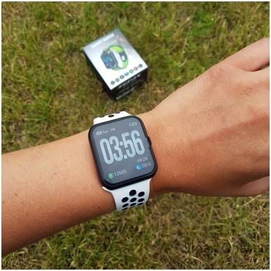 Išmanusis laikrodis ZGPAX S12 (Balta) 3