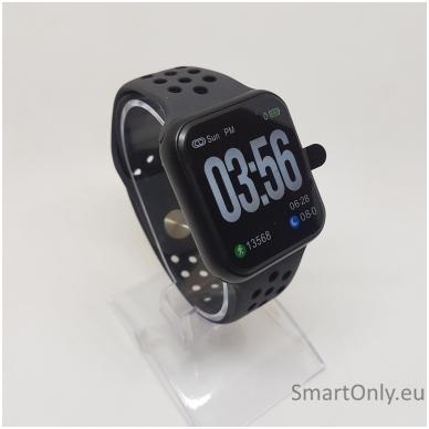 Išmanusis laikrodis ZGPAX S12 (Juoda) 2