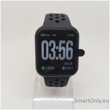 Išmanusis laikrodis ZGPAX S12 (Juoda) 3